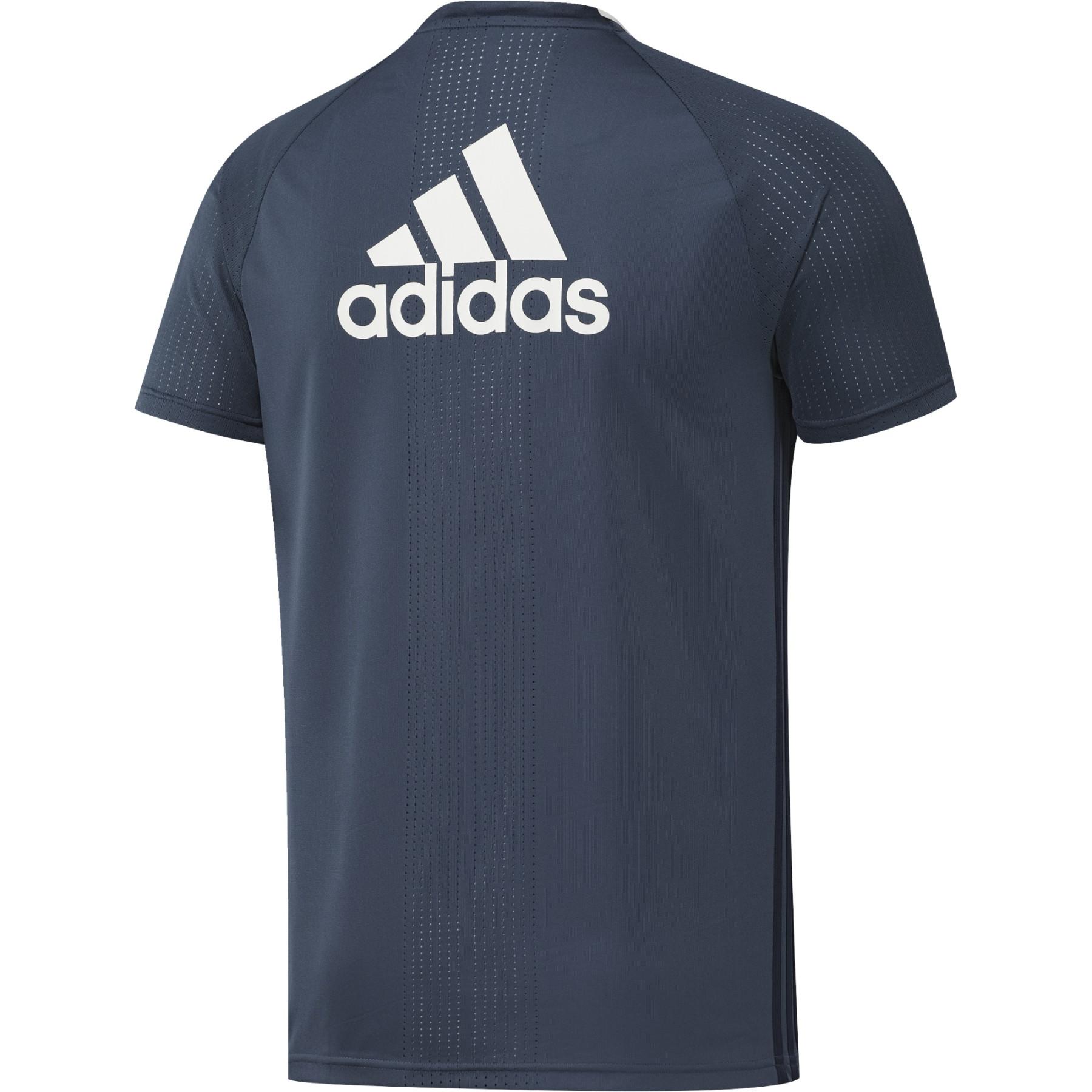 adidas manchester united maillot entrainement bleu 2016 2017 manchester united club etrangers. Black Bedroom Furniture Sets. Home Design Ideas