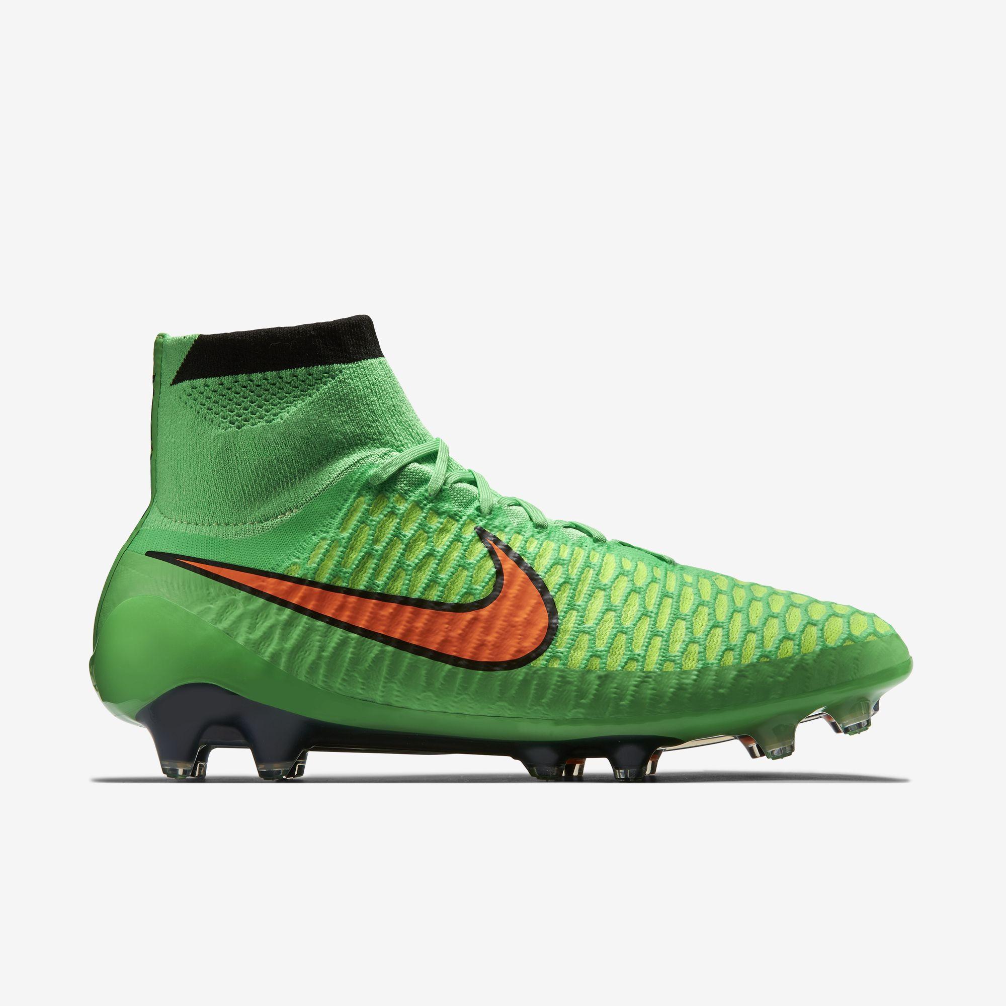 Nike magista obra fg vert for Univers du jardin maule 78