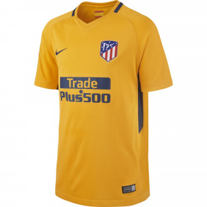 NIKE ATLETICO MADRID MAILLOT EXTERIEUR JUNIOR 2017/2018