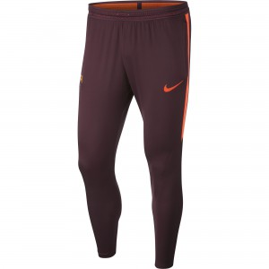NIKE BARCELONE TRG PANT ELITE MARRON 2017/2018