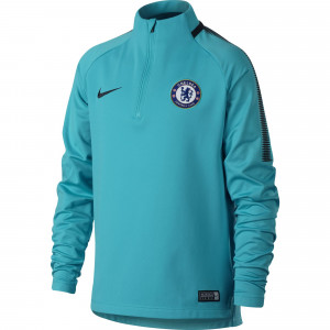 NIKE CHELSEA TRG TOP JUNIOR CIEL 2017/2018