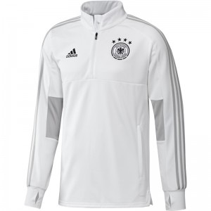 ADIDAS ALLEMAGNE TRG TOP JUNIOR BLANC 2018