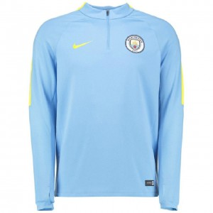 NIKE MANCHESTER CITY TRG TOP CIEL 2016/2017