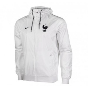 coupe vent nike blanc FFF 2016