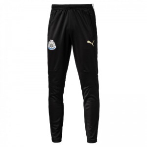PUMA NEWCASTLE TRAINING PANT NOIR/BLANC 2016/2017