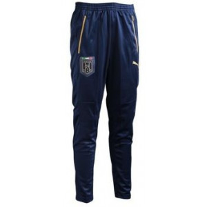 PUMA ITALIE TRAINING PANT MARINE JUNIOR 2016/2017