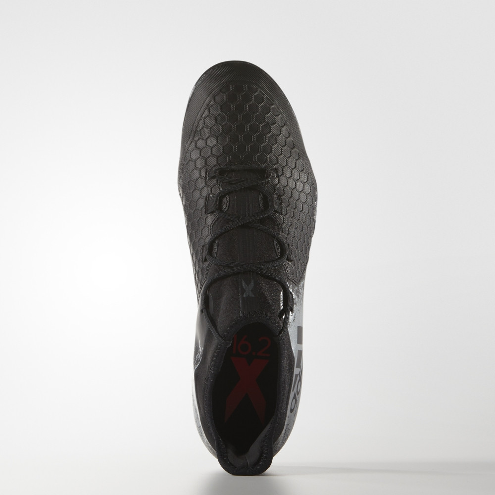 ADIDAS CHAUSSURES X 16.2 CAGE NOIR 20162017 RAYON