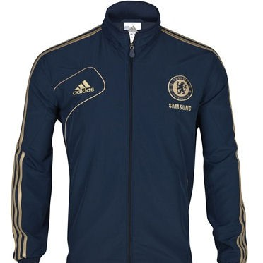 Chelsea Veste Survetement Rayon Marineor 201213 Adidas EID9W2H