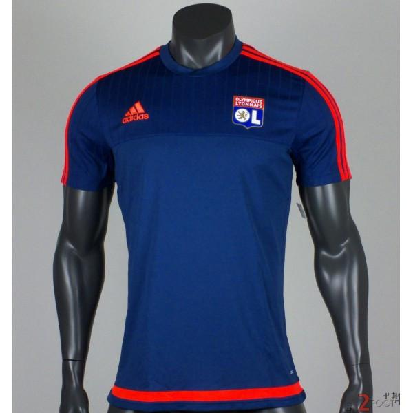 maillot entrainement Olympique Lyonnais nouvelle