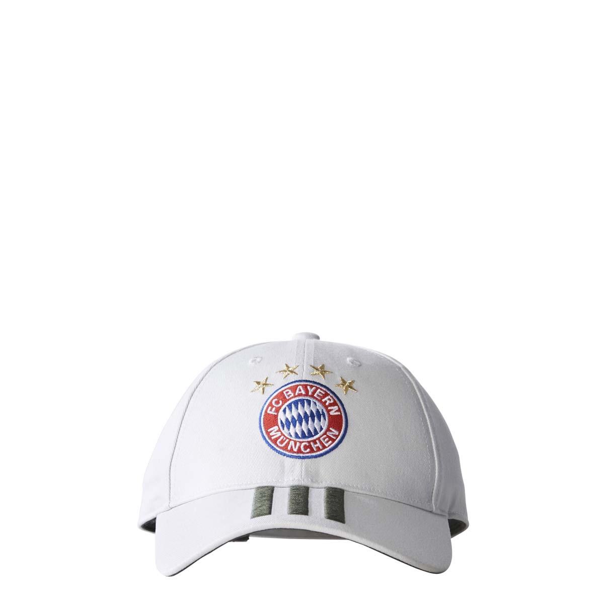 ADIDAS BAYERN CASQUETTE BLANC 20172018 Bayern Munich