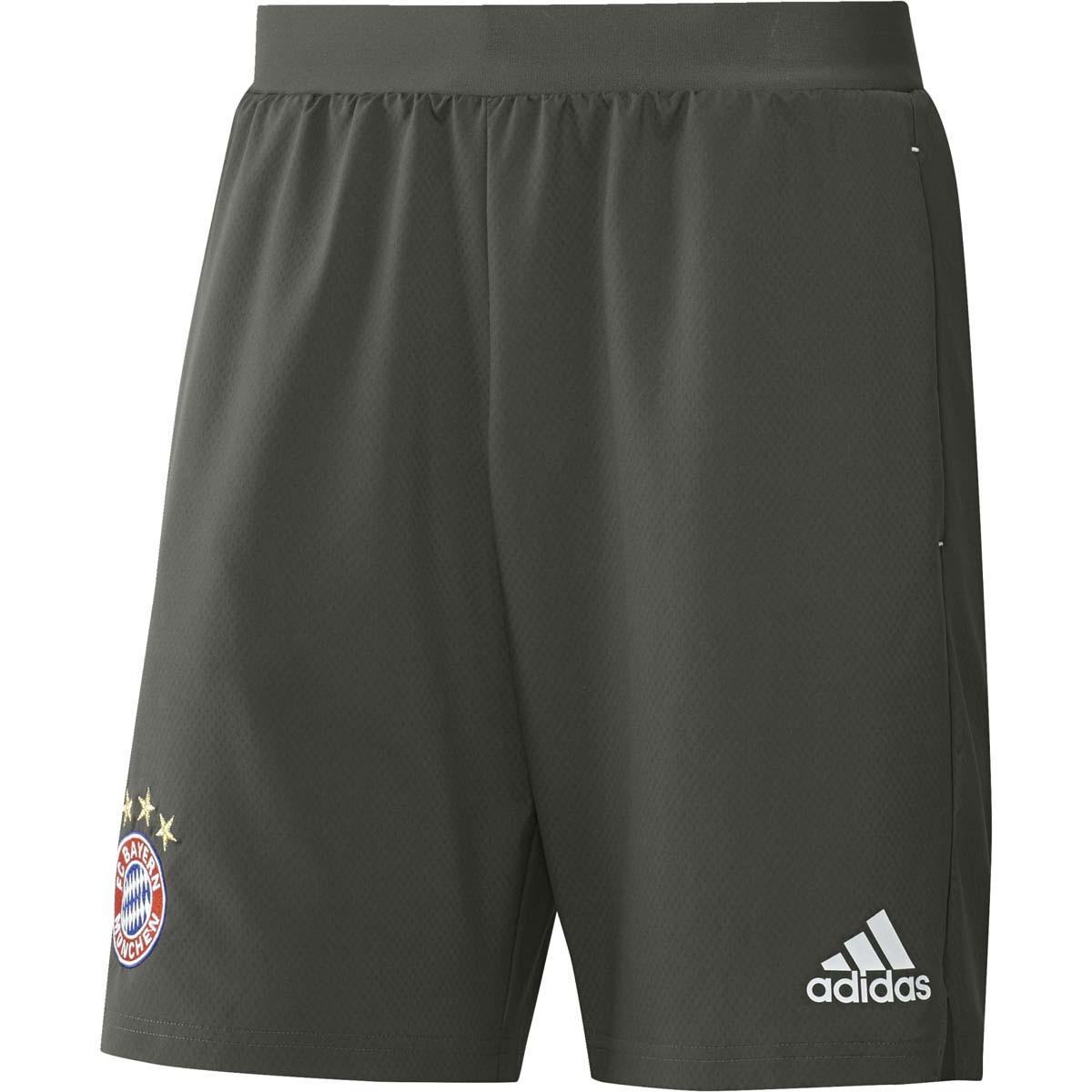 Trg Gris Adidas 20172018 Rayon Eu Bayern Short BexCoWrd