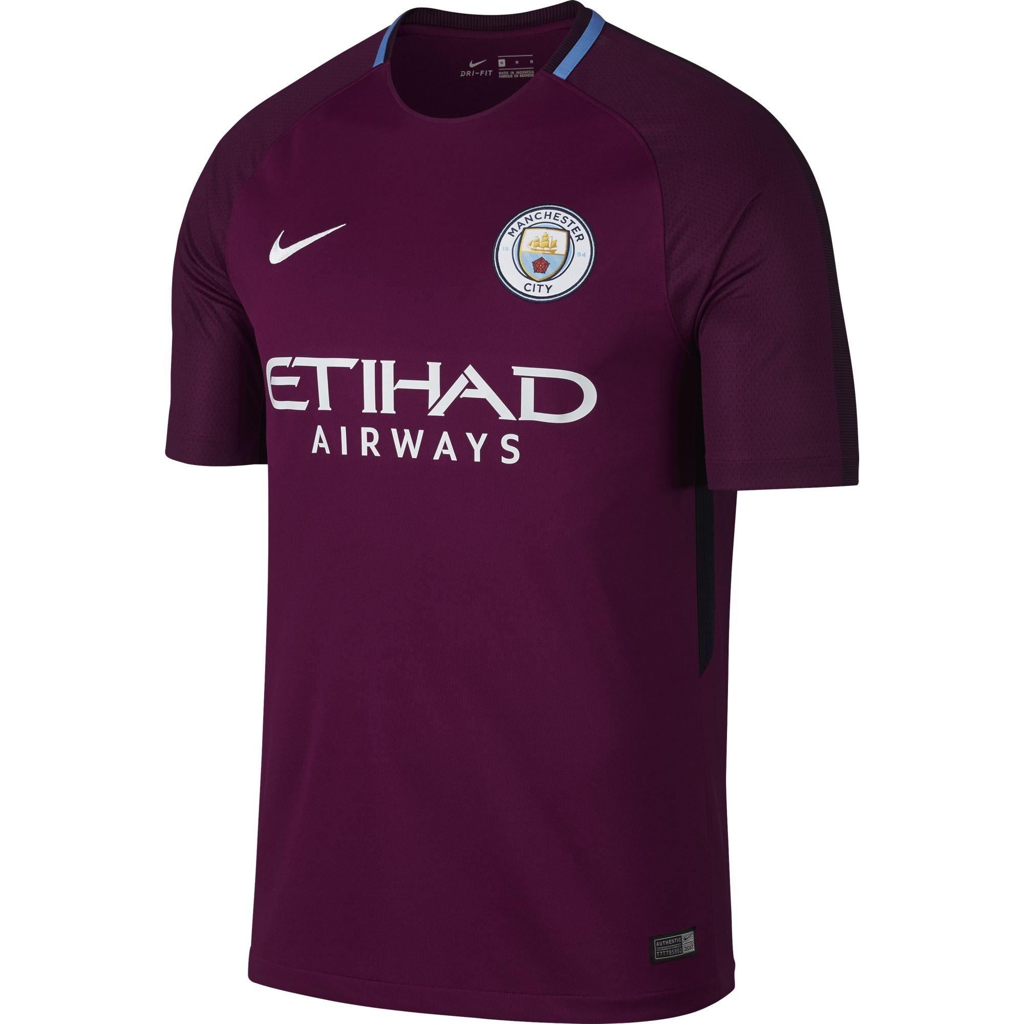 Maillot Extérieur Manchester City acheter