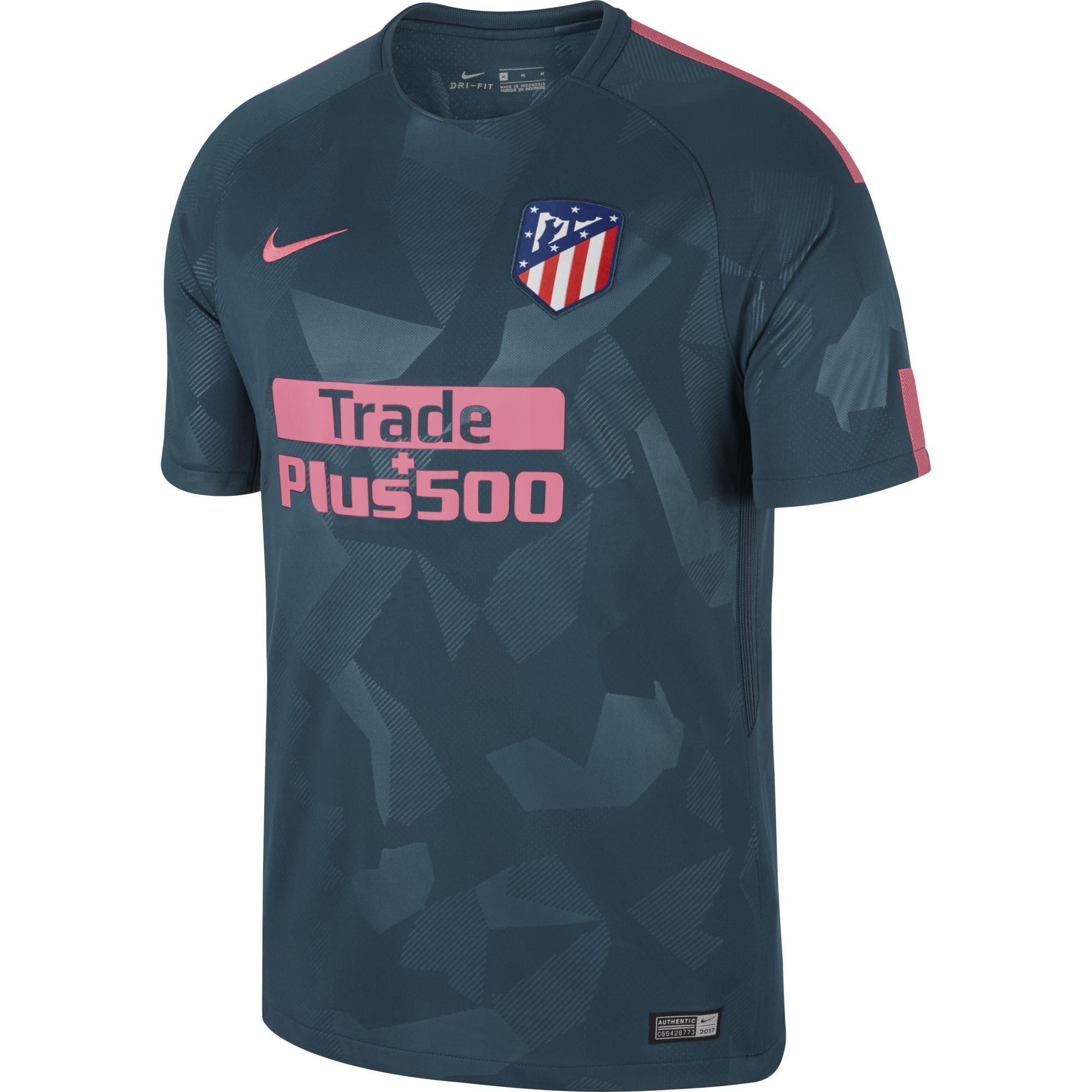Maillot Extérieur Atlético de Madrid 2018