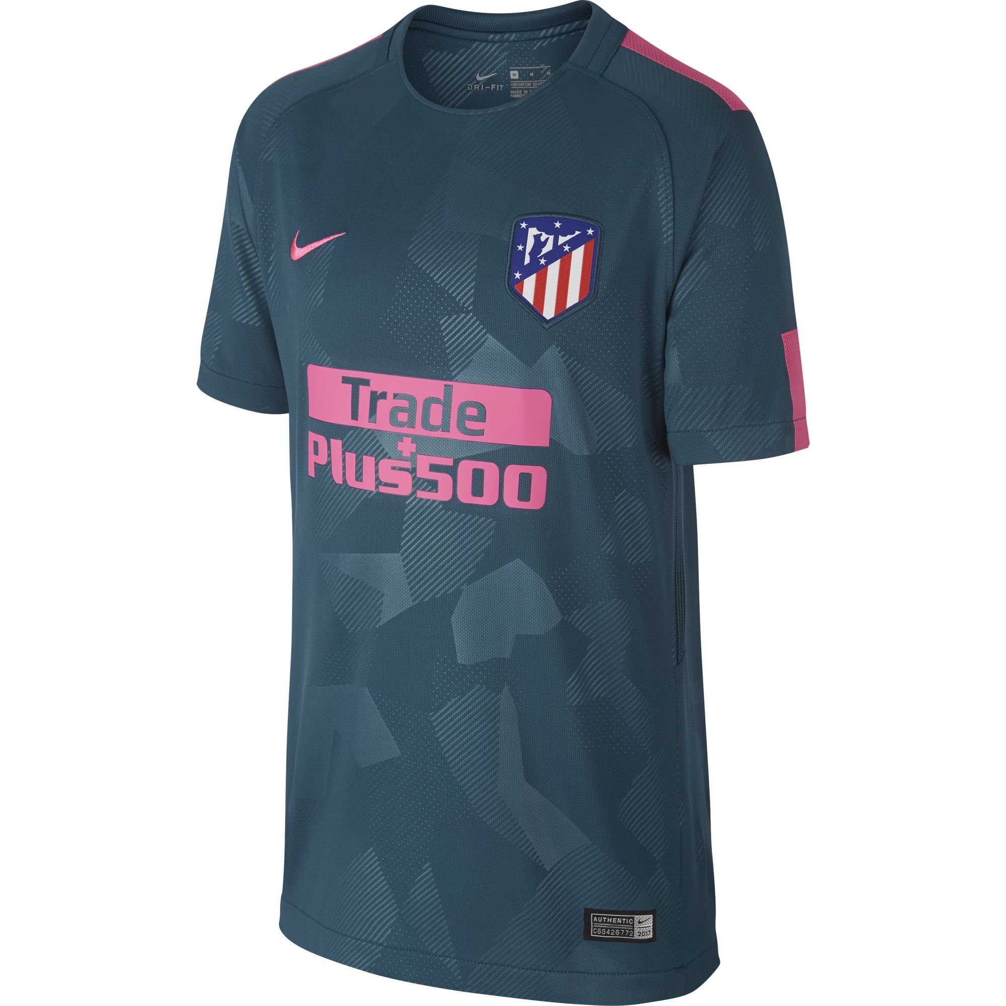 Maillot THIRD Atlético de Madrid gilet