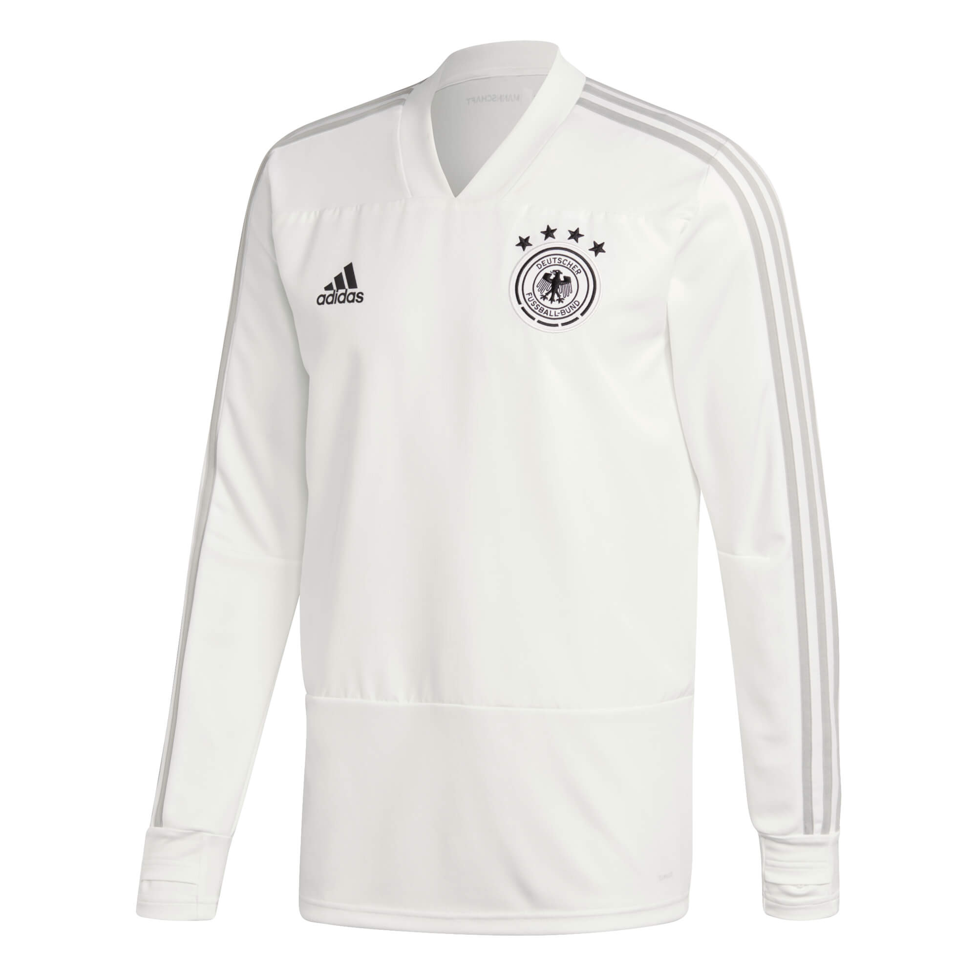 ADIDAS ALLEMAGNE TRG TOP BLANC 2018