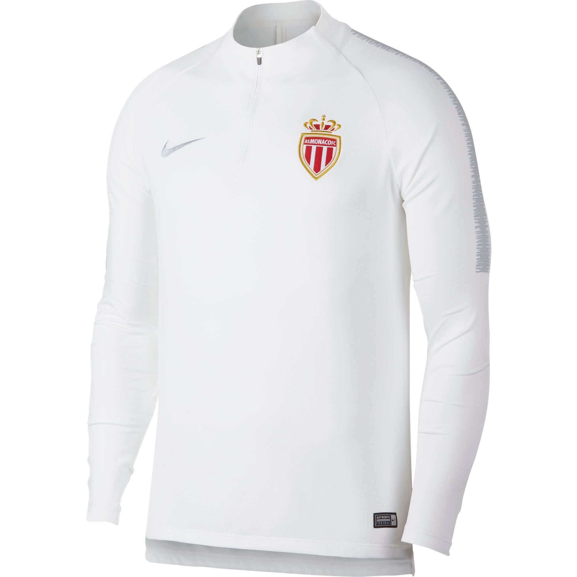 maillot entrainement AS Monaco nouveau
