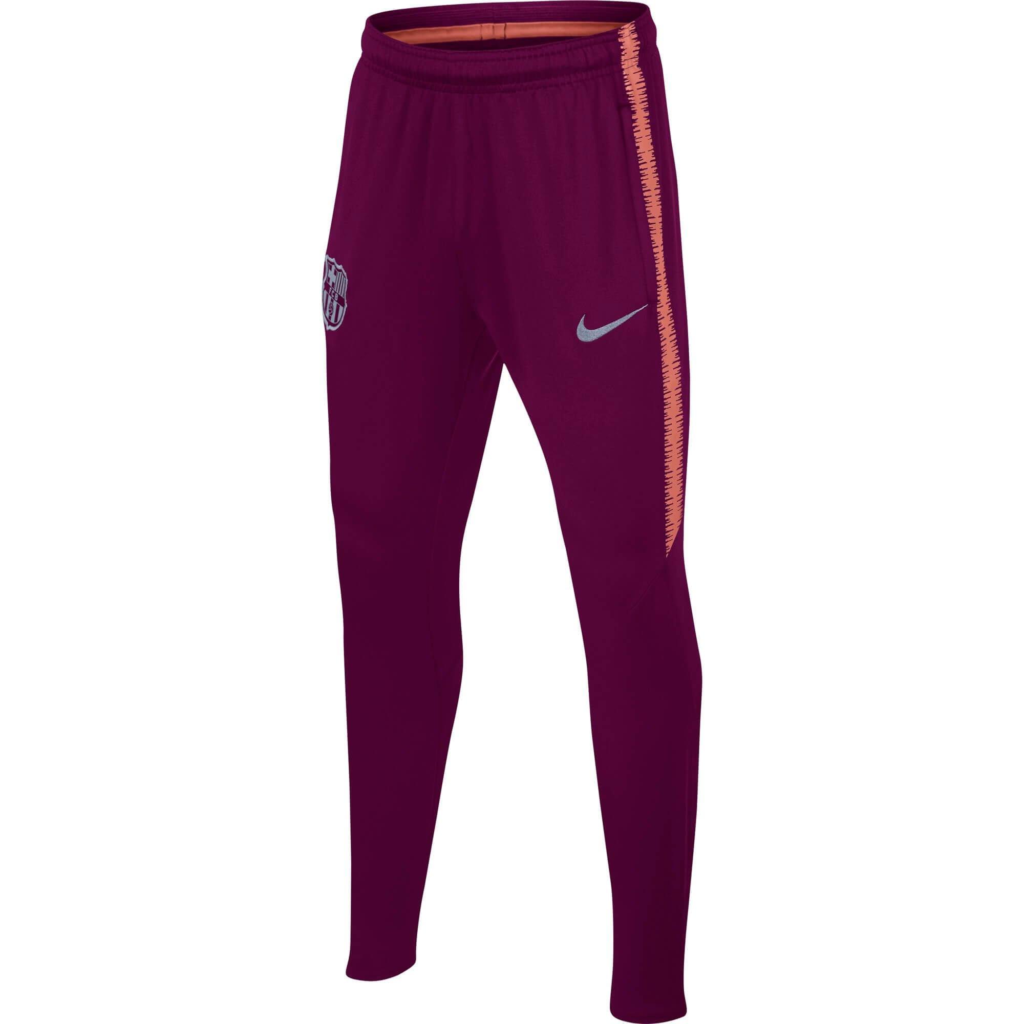 20182019 Barcelone 894409 Entrainement Junior Nike 669 Marron Pantalon SVLzGqjUpM