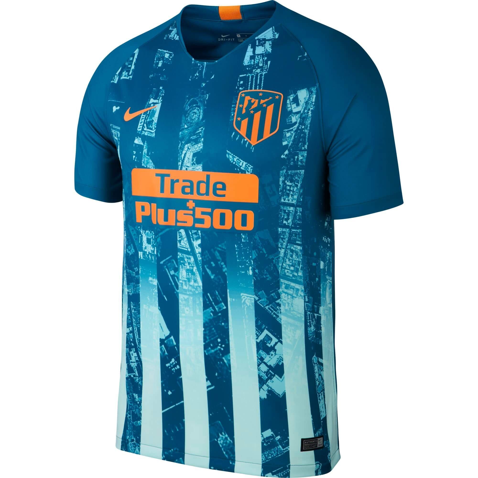 Maillot Extérieur Atlético de Madrid vente
