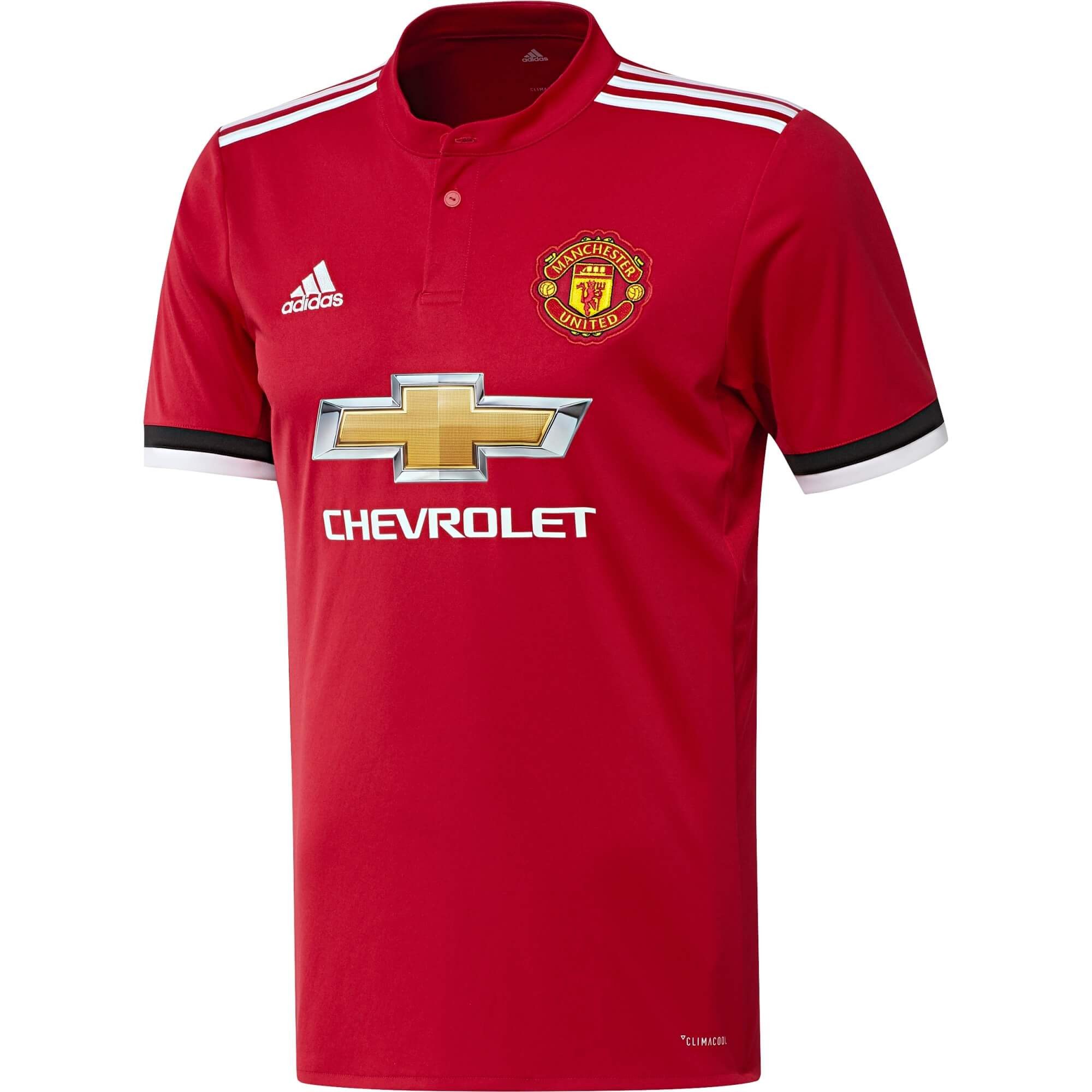 adidas manchester united maillot domicile 2017 2018. Black Bedroom Furniture Sets. Home Design Ideas