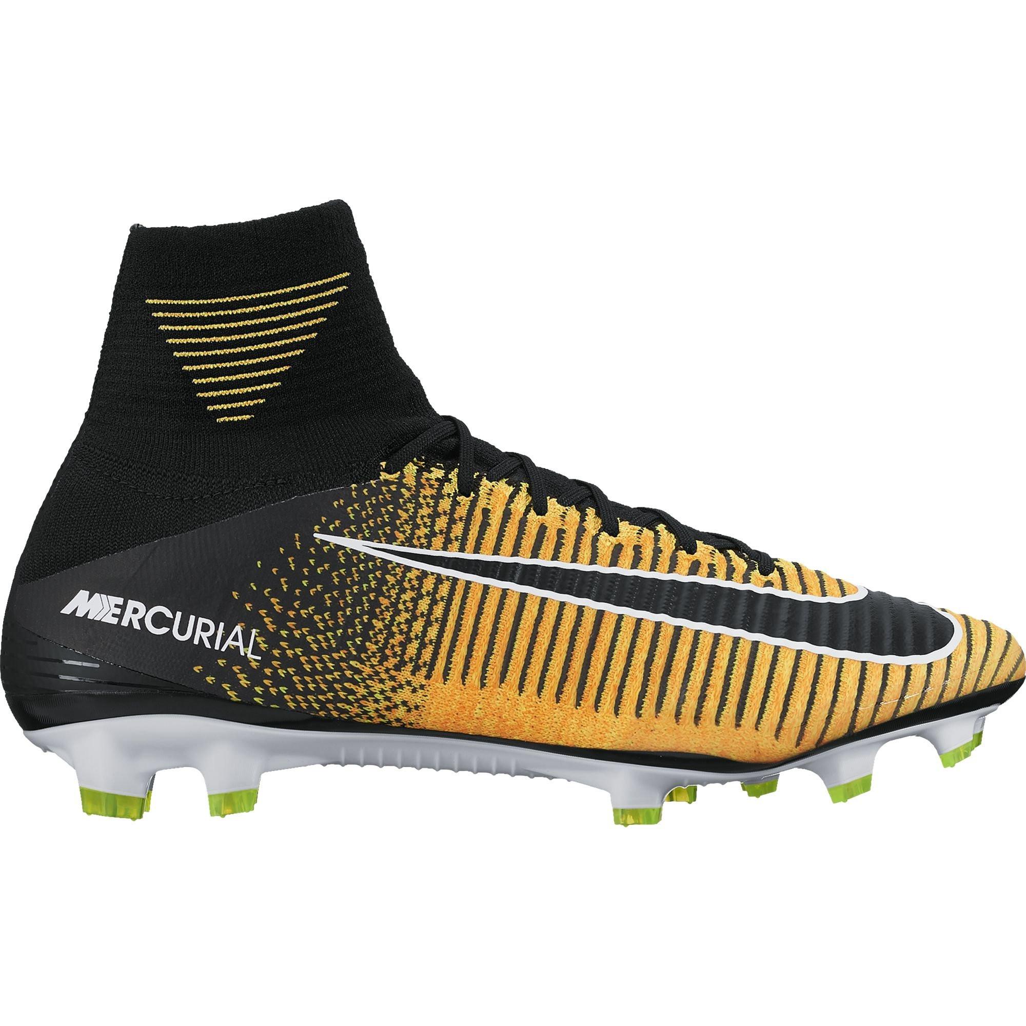 Nike mercurial superfly 6 df fg jaune 2017 2018 nike for Univers du jardin maule 78