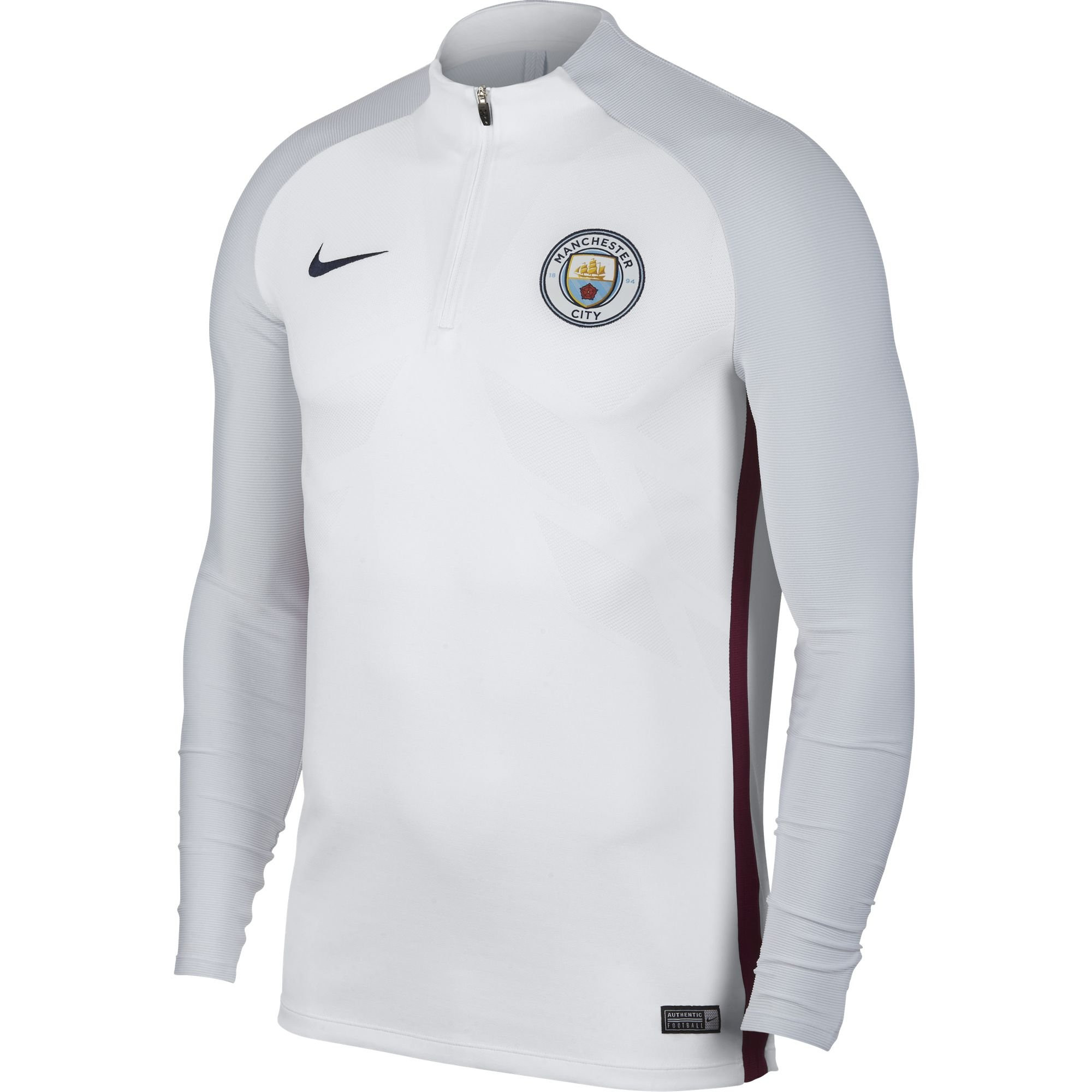 nike manchester city trg top elite blanc 2018 club etrangers. Black Bedroom Furniture Sets. Home Design Ideas