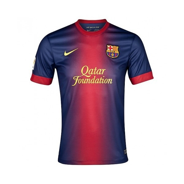 Nike barcelone maillot 2012 13 for Univers du jardin maule 78