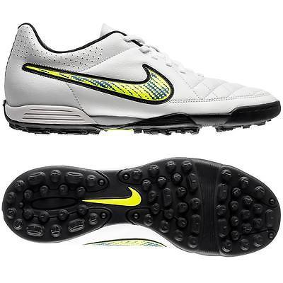 Nike tiempo rio ii tf blanc for Univers du jardin maule 78