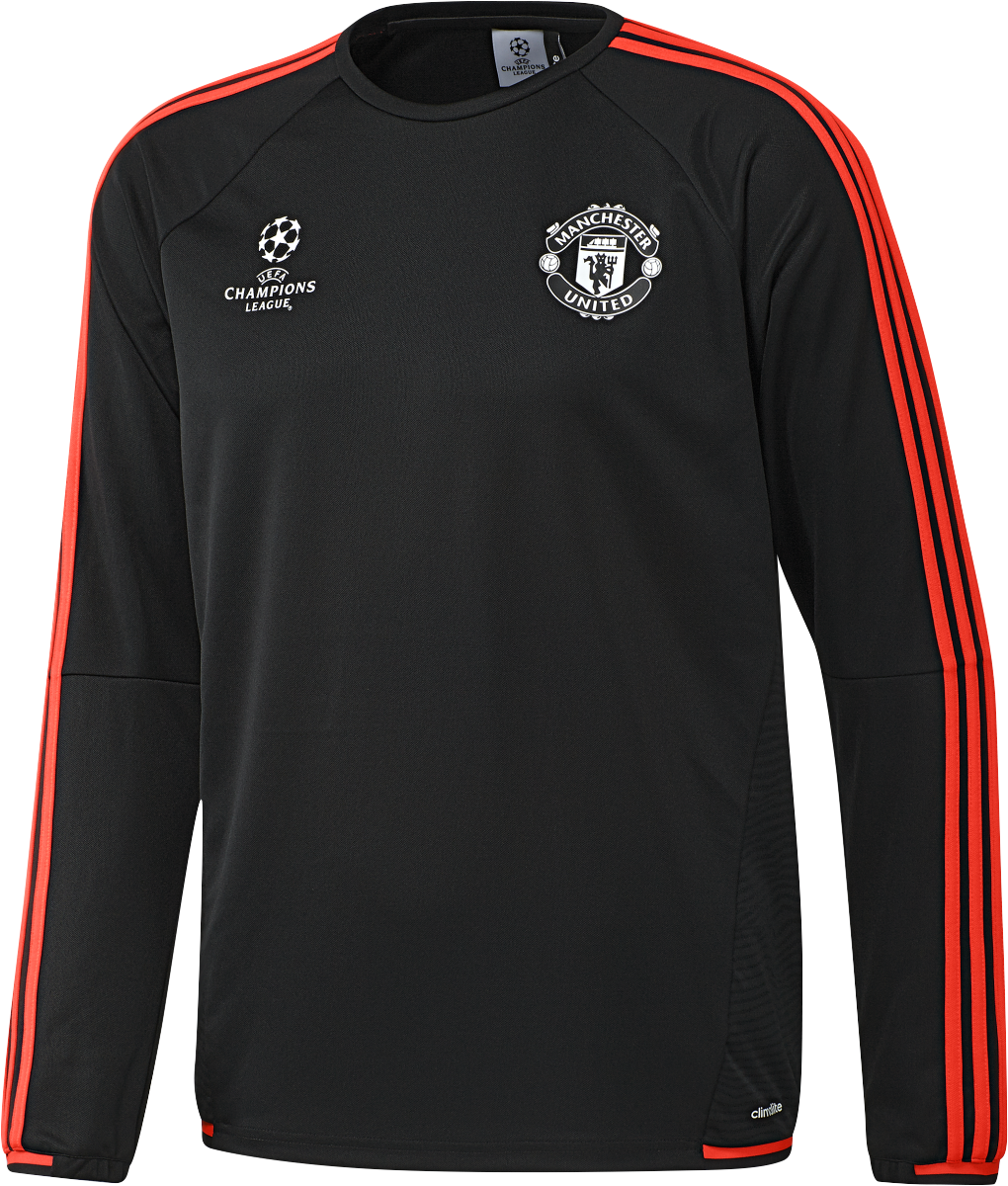 08c8c842d ADIDAS MANCHESTER UNITED EU TRAINING TOP 2015 2016 - Manchester United -  CLUB ETRANGERS