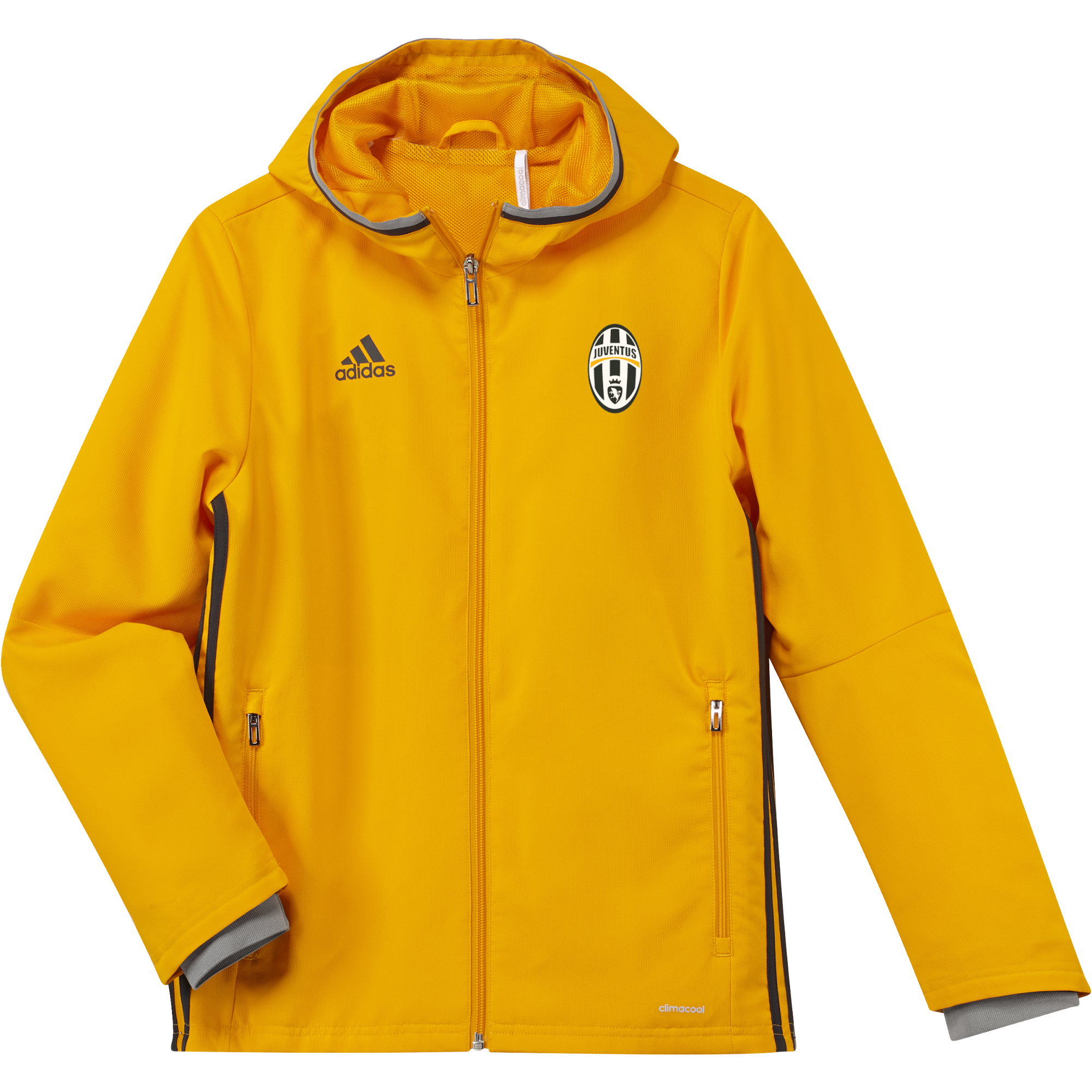 adidas juventus pre jkt junior jaune 2016 2017 juventus club etrangers. Black Bedroom Furniture Sets. Home Design Ideas