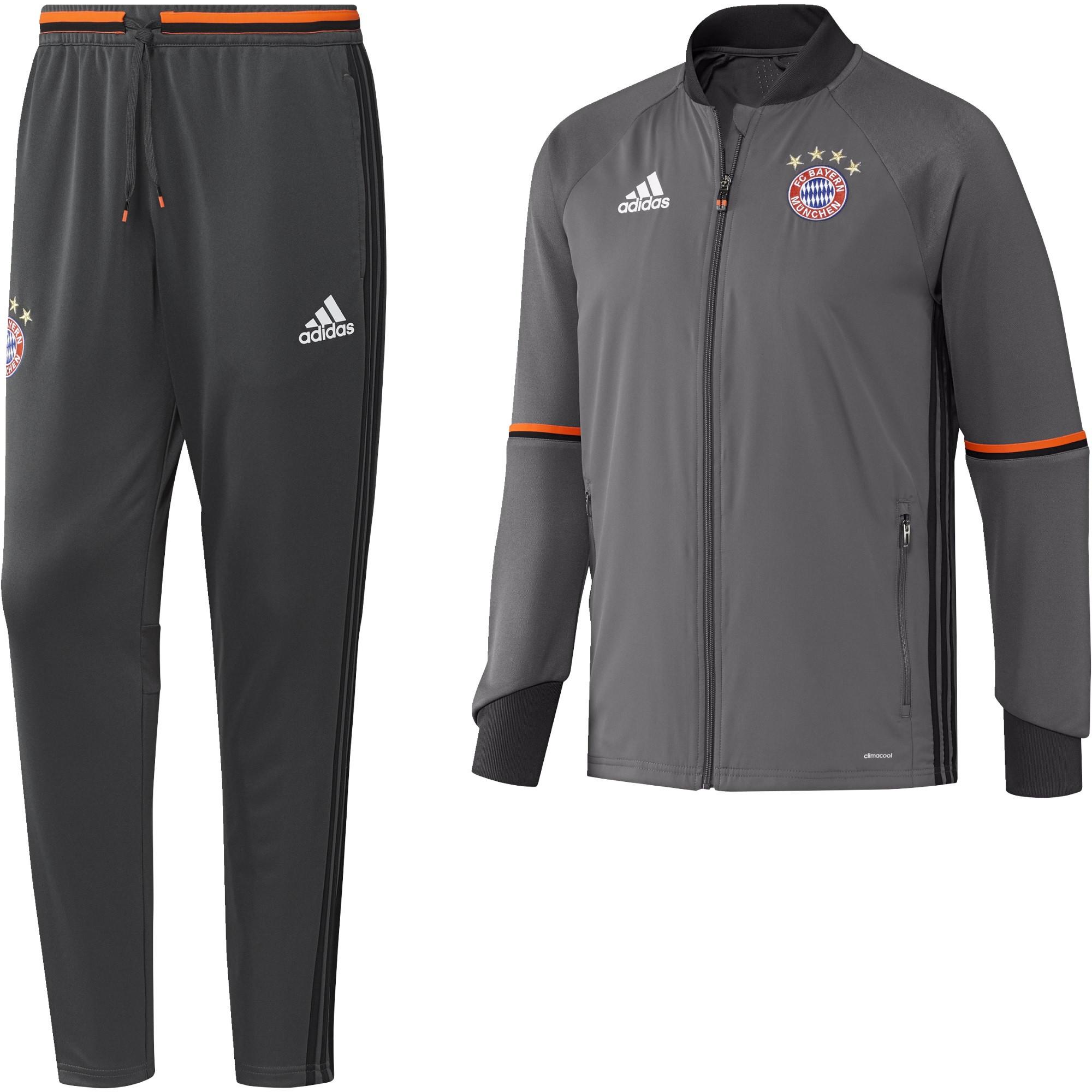Survetement Adidas Survètement D Entrainement Bayern 20162017 dBCoxre