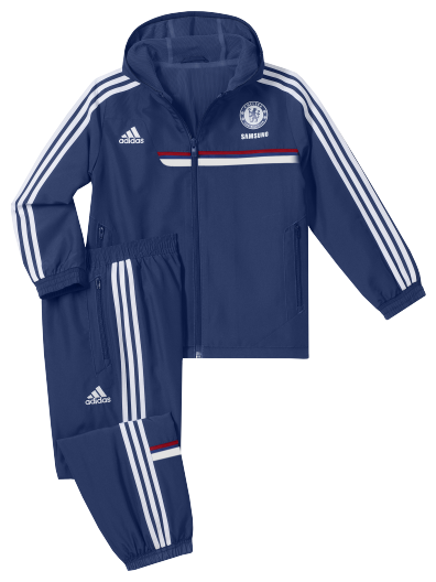 ADIDAS CHELSEA SURVETEMENT ENFANT 20132014 RAYON