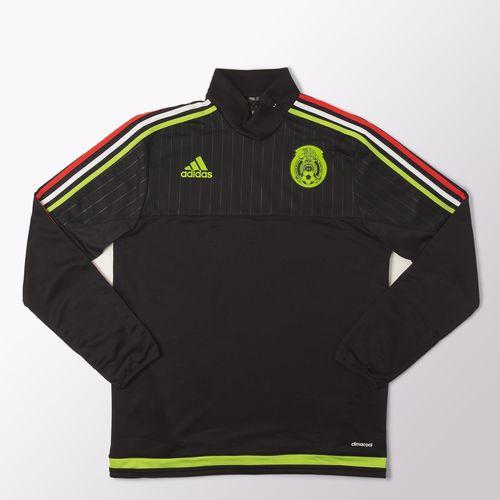 Adidas mexique training top 2015 mexique nation for Univers du jardin maule 78