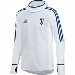 ADIDAS JUVENTUS WARM TOP BLANC 2017/2018
