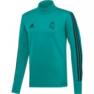ADIDAS REAL MADRID TRG TOP JUNIOR TURQUOISE 2018