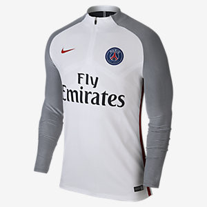 NIKE PSG TRG TOP ELITE BLANC 2016/2017