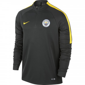 NIKE MANCHESTER CITY TRG TOP GRIS 2016/2017