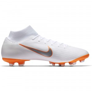 NIKE MERCURIAL SUPERFLY 6 ACA GS MG JR BLANC