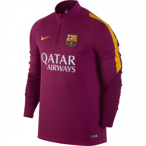 NIKE BARCELONE TRG TOP VIOLET 2016