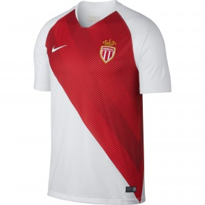 NIKE MONACO MAILLOT DOMICILE JUNIOR 2018/2019