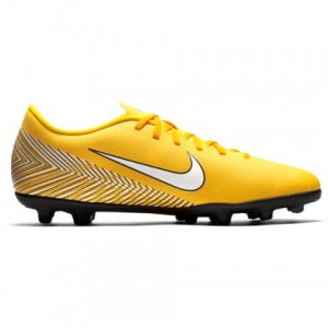 NIKE MERCURIAL VAPOR 12 ACA NJR PS MG JUNIOR JAUNE