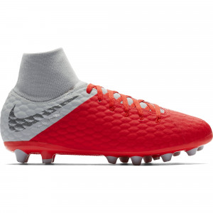 NIKE PHANTOM 3 ACA DF AG JR ROUGE
