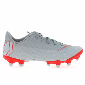 NIKE MERCURIAL VAPOR 12 ACA PS MG JUNIOR GRIS