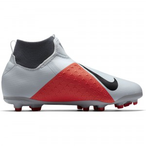 NIKE PHANTOM VSN ACA DF FG/MG JR GRIS