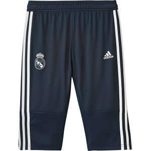 ADIDAS REAL MADRID PANTACOURT JUNIOR GRIS 2018/2019