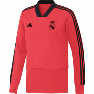 ADIDAS REAL MADRID EU TRG TOP CORAIL 2018/2019