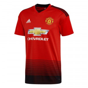 ADIDAS MANCHESTER UNITED MAILLOT DOMICILE 2018/2019