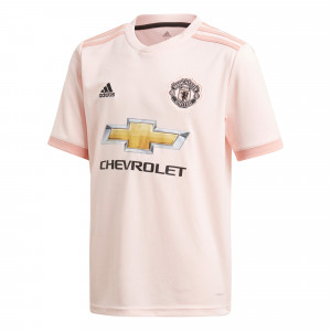ADIDAS MANCHESTER UNITED MAILLOT EXTERIEUR JUNIOR 2018/2019