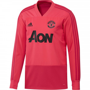ADIDAS MANCHESTER UNITED TRG TOP ROSE 2018/2019