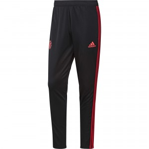 ADIDAS MANCHESTER UNITED TRG PANT NOIR 2018/2019