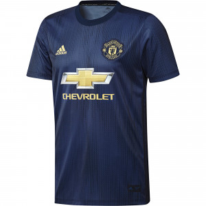 ADIDAS MANCHESTER UNITED MAILLOT THIRD 2018/2019